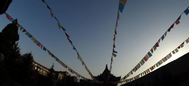 Temple bouddhiste de Guangren