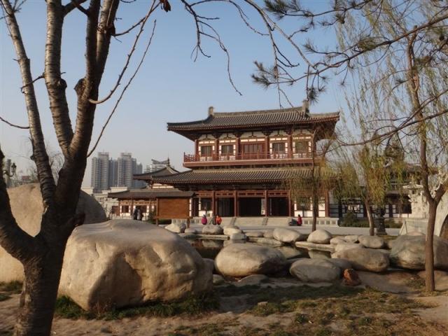 Temple Qinglong a Xi\'an