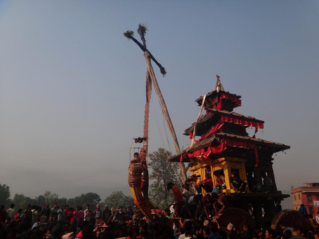 nouvel an népalais