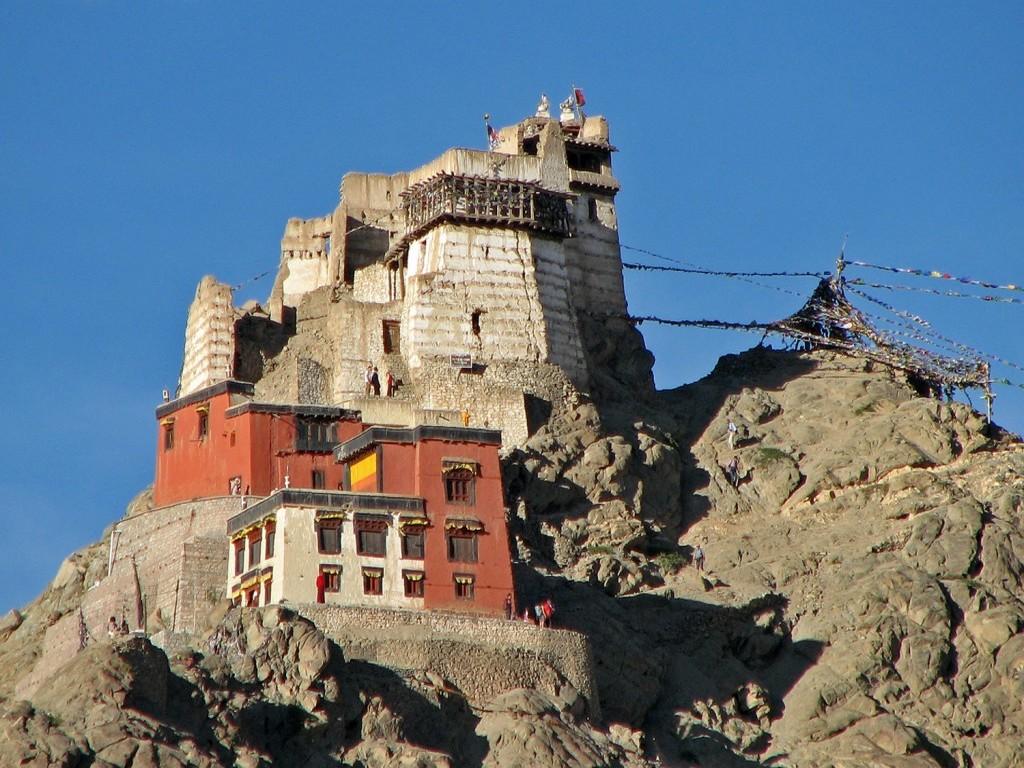 Palace Leh Ladakh
