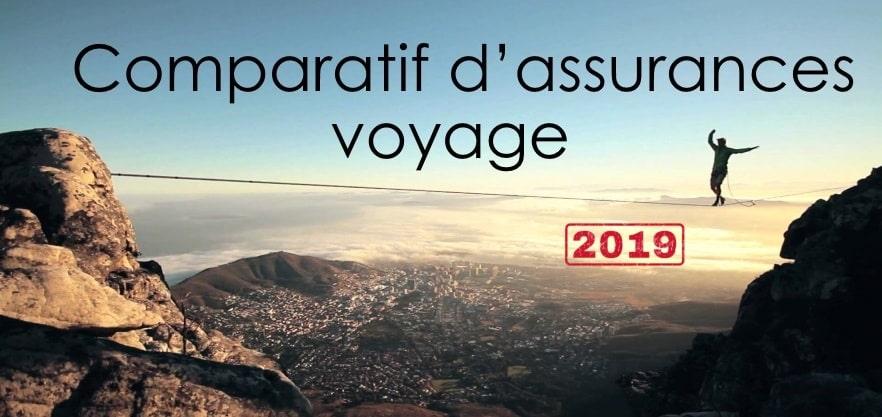 comparatif assurances voyage rapatriement